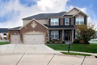 513 Bayview Pointe Court, Lake St Louis, MO 63367 - MLS#: 18088217