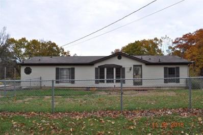 4554 W Four Ridge Road, House Springs, MO 63051 - MLS#: 18088271