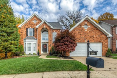 869 Wellesley Place Drive, Chesterfield, MO 63017 - MLS#: 18088293