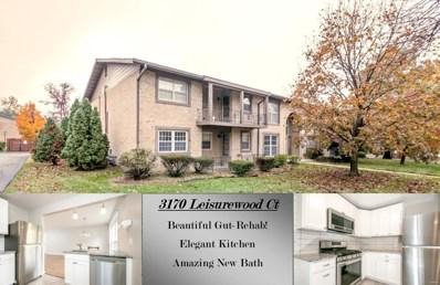 3170 Leisurewood Court UNIT A, Florissant, MO 63033 - MLS#: 18088371