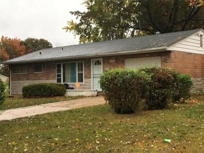 10148 Dellridge Lane, St Louis, MO 63136 - MLS#: 18088456