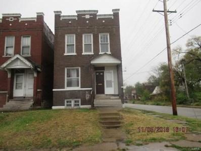 4200 Warne Avenue, St Louis, MO 63107 - MLS#: 18088486
