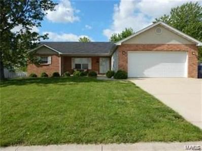 2667 Piper Hills Drive, Shiloh, IL 62221 - #: 18088520