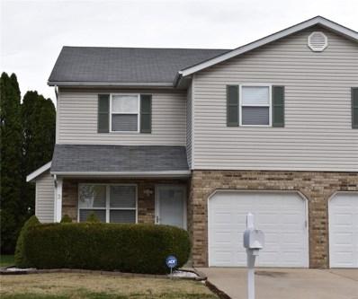 3 Impala Court, Belleville, IL 62221 - #: 18088573