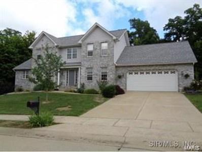 1315 Gerber Woods Drive, Edwardsville, IL 62025 - #: 18088579