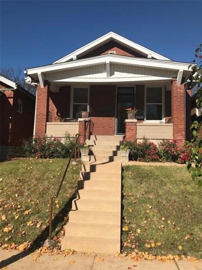 5537 Devonshire Avenue, St Louis, MO 63109 - MLS#: 18088674