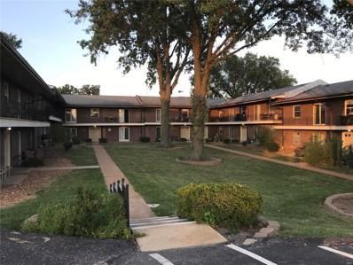 6917 Colonial Woods Drive UNIT 10, St Louis, MO 63129 - MLS#: 18088679