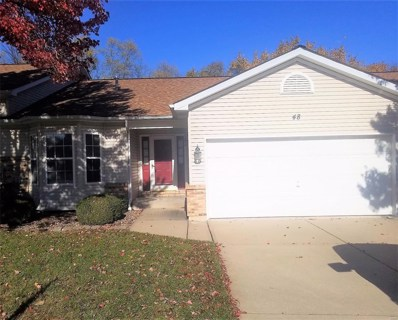 48 Spring Gardens Court UNIT 5D, St Charles, MO 63303 - MLS#: 18088759