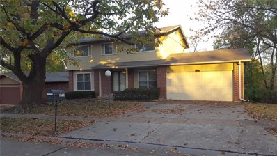 1756 Redcoat Drive, Maryland Heights, MO 63043 - MLS#: 18088932