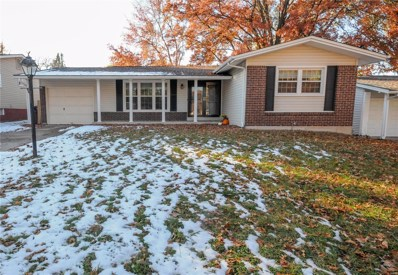 1363 Schulte Hill, Maryland Heights, MO 63043 - MLS#: 18088948