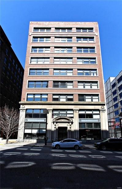 1619 Washington Avenue UNIT 902, St Louis, MO 63103 - MLS#: 18089013