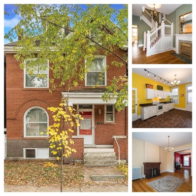 3640 Russell Boulevard, St Louis, MO 63110 - MLS#: 18089094