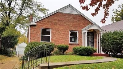 6833 Raymond Avenue, St Louis, MO 63130 - MLS#: 18089171