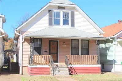 4607 S 38th Street, St Louis, MO 63116 - MLS#: 18089378