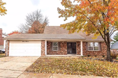 711 Woodrun, Ballwin, MO 63021 - MLS#: 18089429