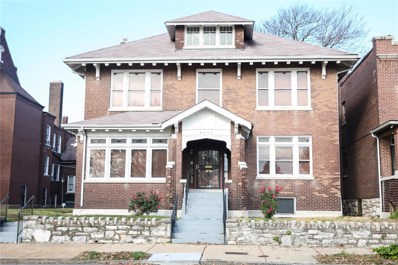 4015 Fair Avenue, St Louis, MO 63115 - MLS#: 18089527