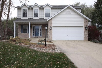 2705 Cabin Creek Court, Edwardsville, IL 62025 - #: 18089571