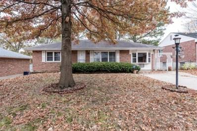 9534 Lodge Pole Lane, St Louis, MO 63126 - MLS#: 18089664