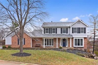 14773 Timberbluff Drive, Chesterfield, MO 63017 - MLS#: 18089679