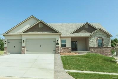 425 Sherwood Oaks Ct, Wentzville, MO 63385 - MLS#: 18089780