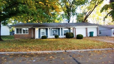 1547 Surf Side Drive, St Louis, MO 63138 - MLS#: 18089794