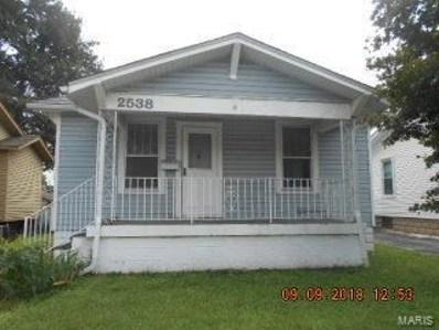 2538 Sheridan Avenue, Granite City, IL 62040 - #: 18089874