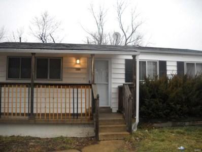 1201 Baron Avenue, St Louis, MO 63138 - MLS#: 18089922