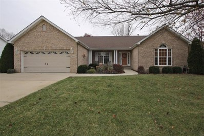 2208 Rachels Way, Belleville, IL 62221 - MLS#: 18089987