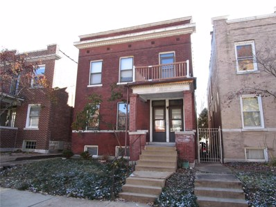 4020 Flad Avenue, St Louis, MO 63110 - MLS#: 18090038