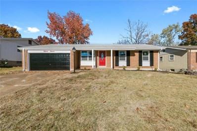 1511 Saint Ives Drive, St Louis, MO 63136 - MLS#: 18090039