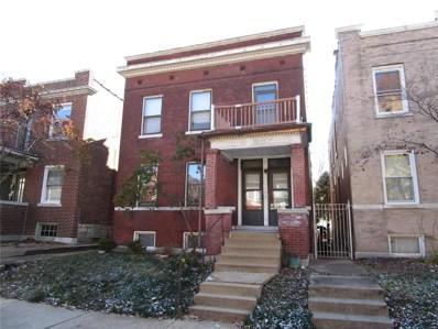 4020 Flad Avenue, St Louis, MO 63110 - MLS#: 18090040