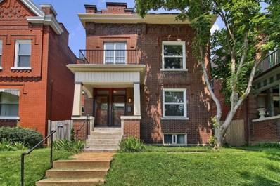 3521 Arsenal Street, St Louis, MO 63118 - MLS#: 18090208