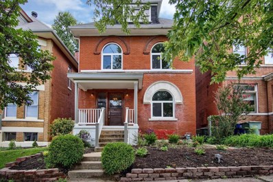 3927 Russell Boulevard, St Louis, MO 63110 - MLS#: 18090214