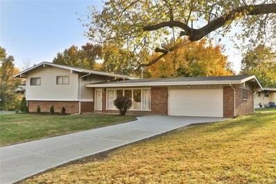 1201 Pioneer Drive, St Louis, MO 63132 - MLS#: 18090221