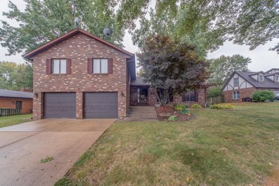 18 Sagebrush Drive, Belleville, IL 62221 - MLS#: 18090246