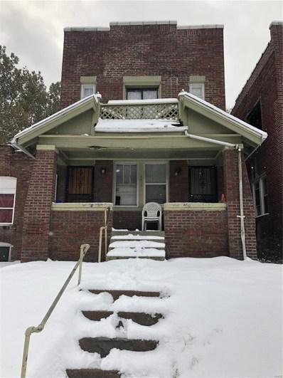 4812 Leduc Street, St Louis, MO 63113 - MLS#: 18090263