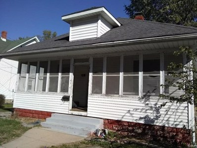 411 S Arch Street, Jerseyville, IL 62052 - MLS#: 18090289
