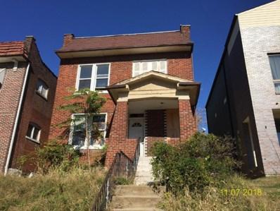 4171 McRee Avenue, St Louis, MO 63110 - MLS#: 18090321