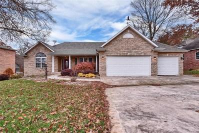 1000 Prestonwood, Edwardsville, IL 62025 - #: 18090373