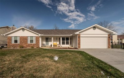 602 Settlers Cir, St Peters, MO 63376 - #: 18090396