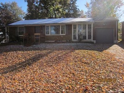 1008 Donnell Avenue, St Louis, MO 63137 - MLS#: 18090431