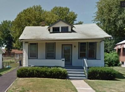 8613 Octavia Avenue, St Louis, MO 63136 - MLS#: 18090451