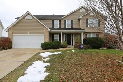 314 Rustic Oaks Drive, Wentzville, MO 63385 - MLS#: 18090458