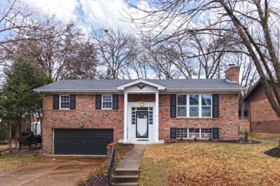 9365 Cinnabar, St Louis, MO 63126 - MLS#: 18090486