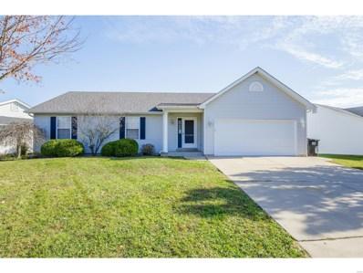 1736 Fairview Farms, Wentzville, MO 63385 - MLS#: 18090488