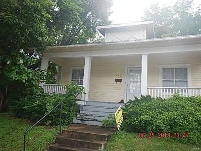 417 Harrison Avenue, St Louis, MO 63135 - MLS#: 18090559