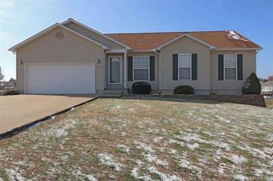 1515 Kiesha Lane, Farmington, MO 63640 - MLS#: 18090616
