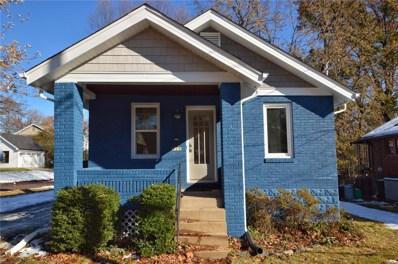 412 Venneman Avenue, St Louis, MO 63122 - MLS#: 18090695