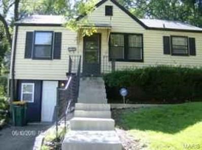 7100 Paisley, St Louis, MO 63136 - MLS#: 18090837