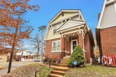 4614 Dahlia Avenue, St Louis, MO 63116 - MLS#: 18091013